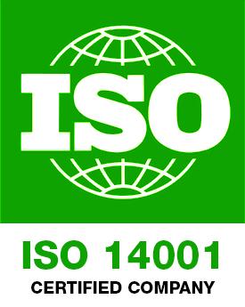 Arens Oberflächenfullservice ISO 14001